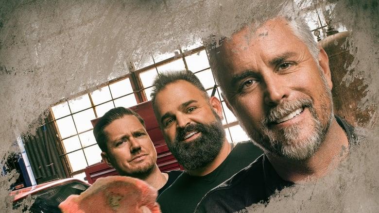 Garage Rehab (2017)