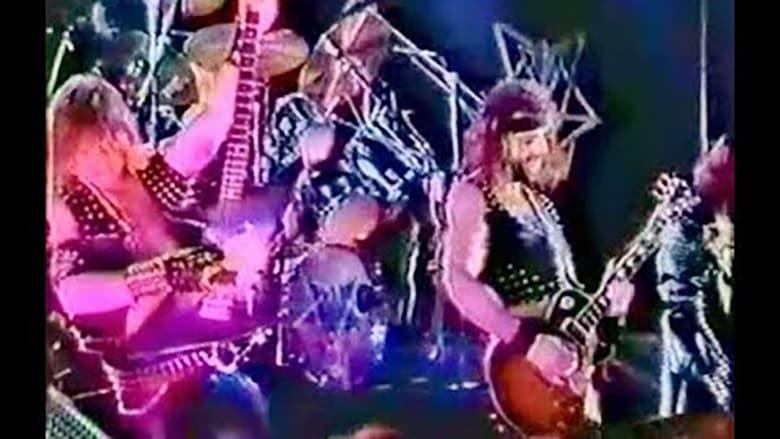 Running Wild -  Live in Zeche, Bochum (Germany) - Gates To Purgatory Tour (22.04.1985)