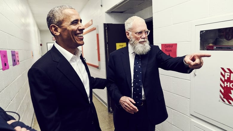 My Next Guest Needs No Introduction With David Letterman (2018)