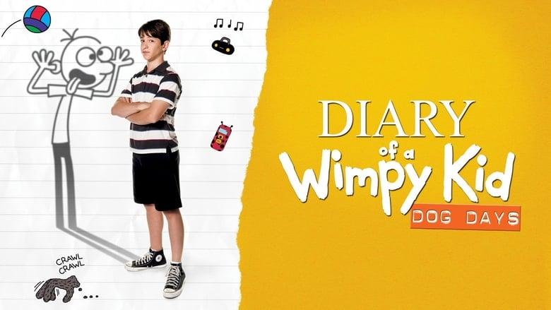יומנו של חנון: קיץ קטלני / Diary of a Wimpy Kid: Dog Days לצפייה ישירה