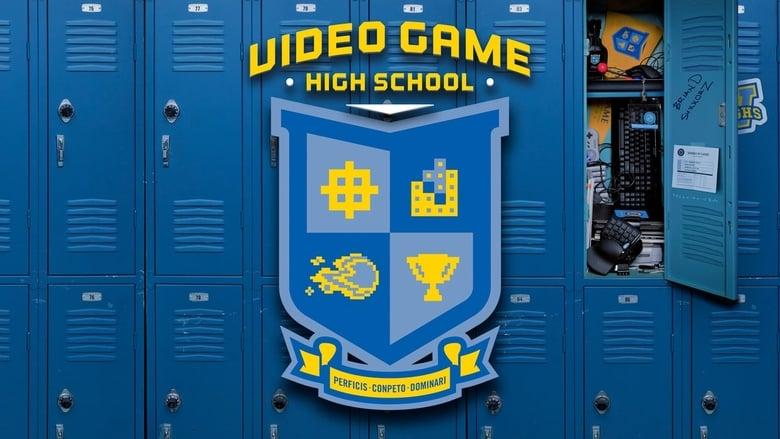 Video Game High School (2012)