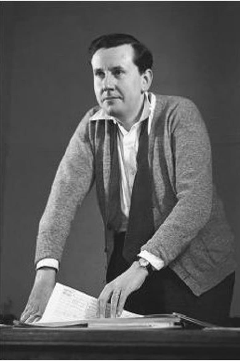 Malcolm Arnold at 70