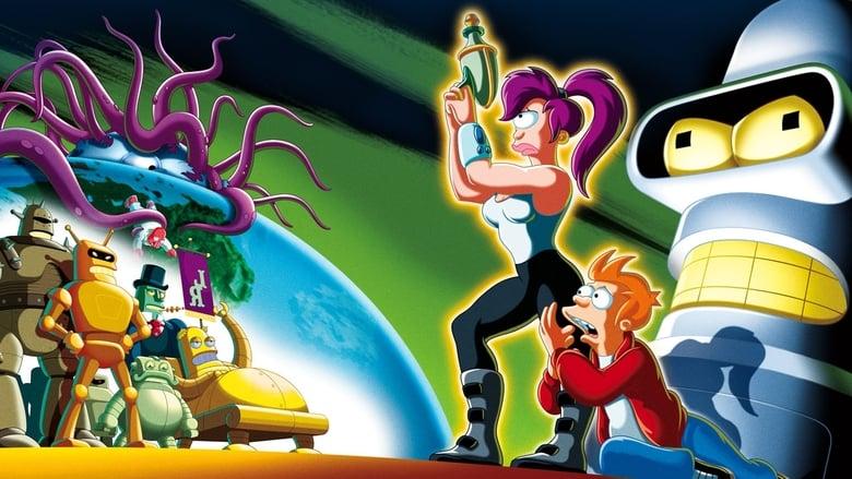 פיוצ'רמה: החיה עם מיליארד הזרועות / Futurama: The Beast with a Billion Backs לצפייה ישירה