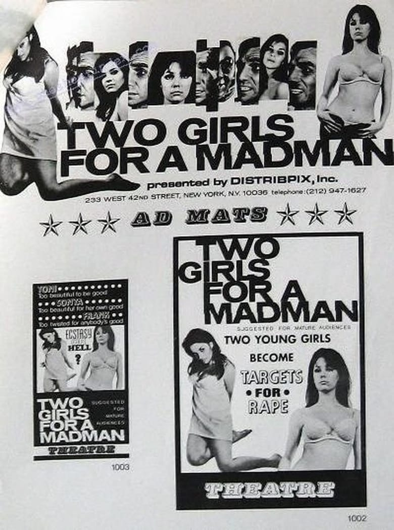 Two Girls for a Madman