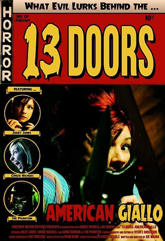 13 Doors: American Giallo
