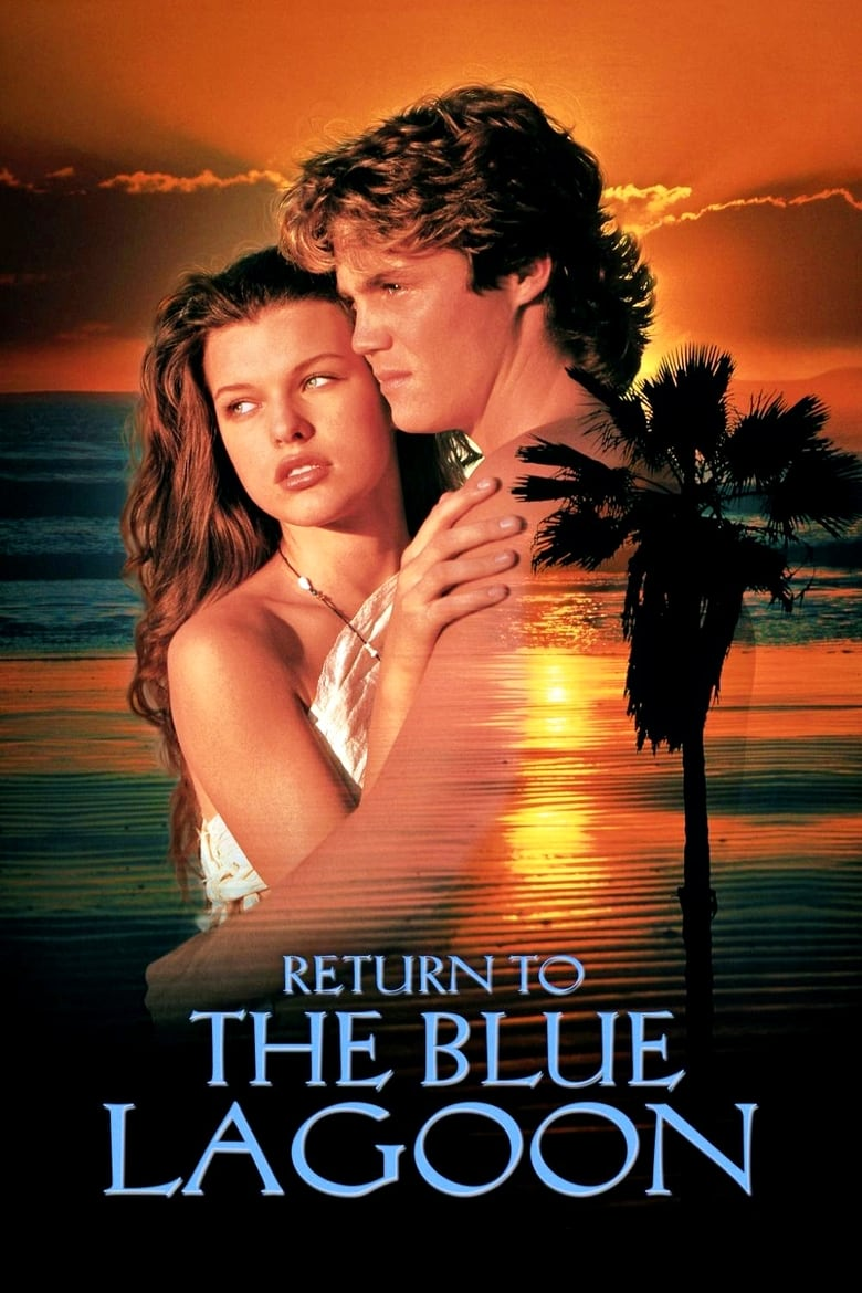 Watch Return To The Blue Lagoon 1991 Full Movie Online Free 123movies