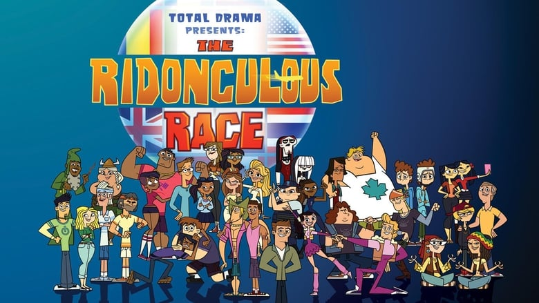 Total Drama Presents: The Ridonculous Race (2015)