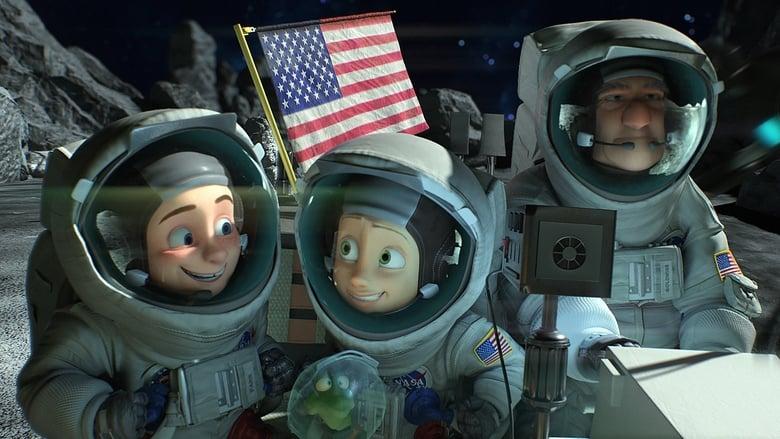 גולשים על הירח / Atrapa la bandera לצפייה ישירה