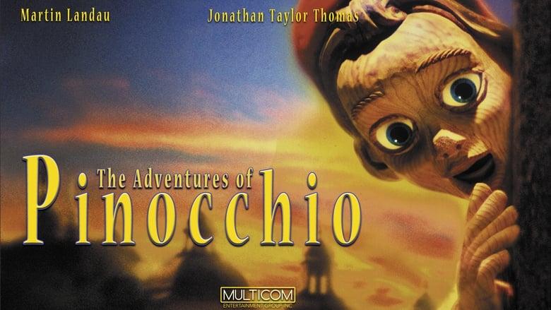 הרפתקאותיו של פינוקיו / The Adventures of Pinocchio לצפייה ישירה