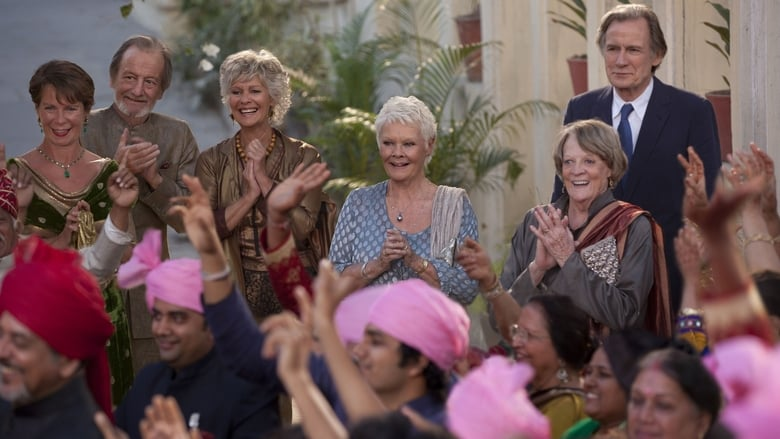 מלון מריגולד האקזוטי / The Best Exotic Marigold Hotel לצפייה ישירה
