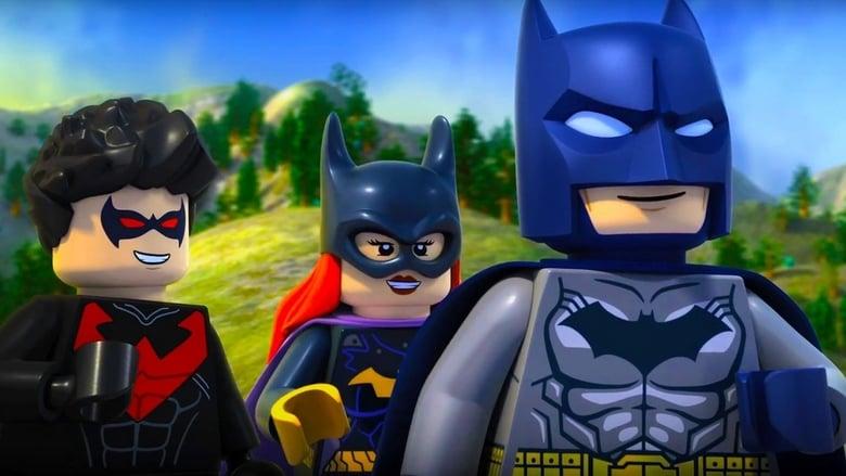 לגו: ליגת הצדק משתלטת על גות'אם / LEGO DC Comics Super Heroes: Justice League – Gotham City Breakout לצפייה ישירה