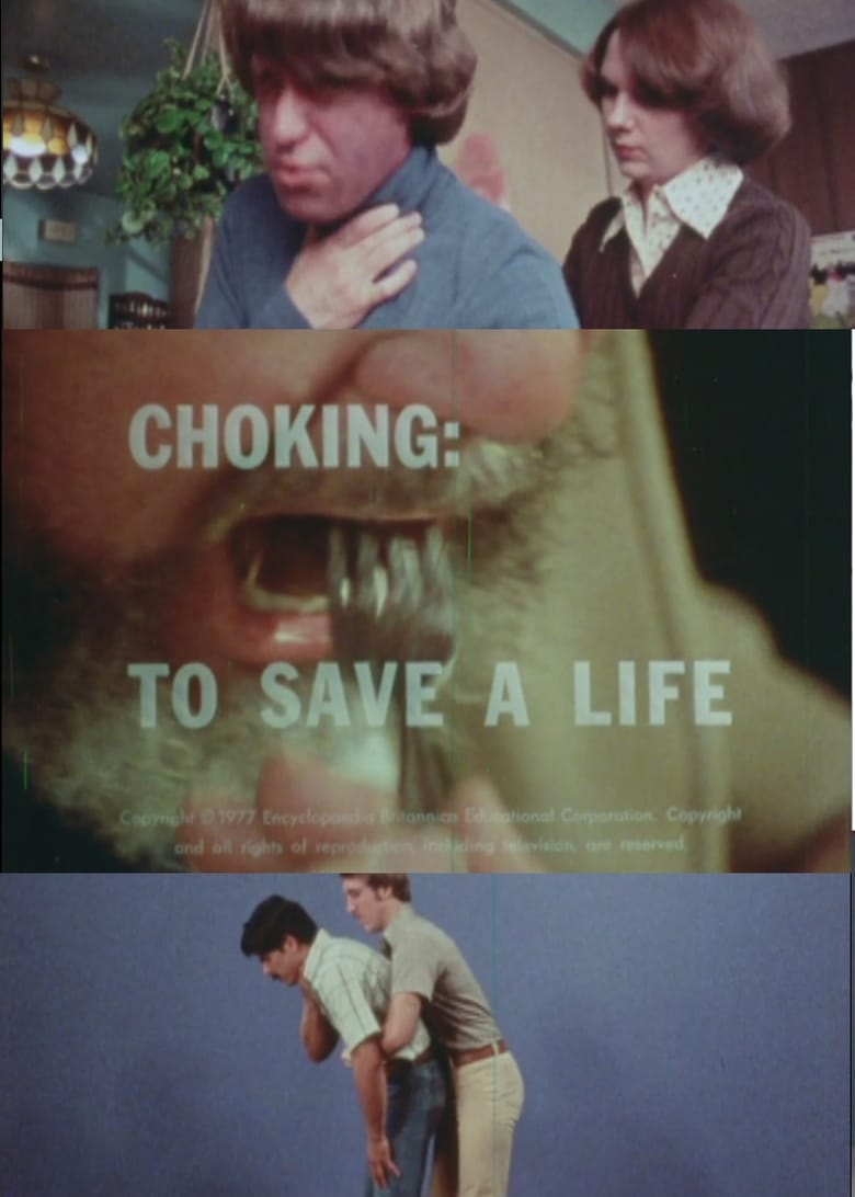 Choking: To Save a Life