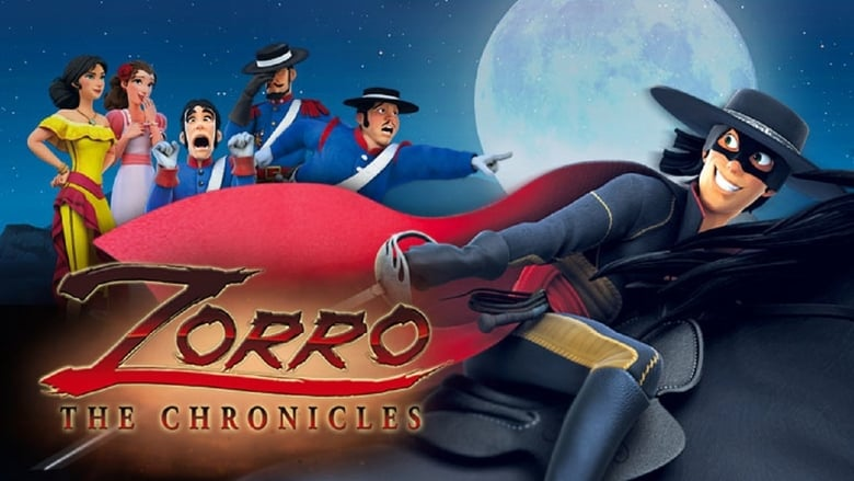 Zorro the Chronicles (2015)