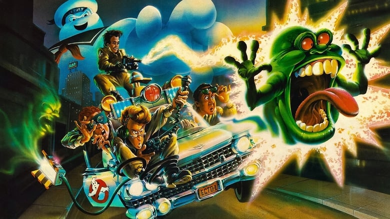 The Real Ghostbusters (1986)
