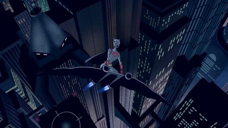 באטמן: מסתורי אשת העטלף / Batman: Mystery of the Batwoman לצפייה ישירה