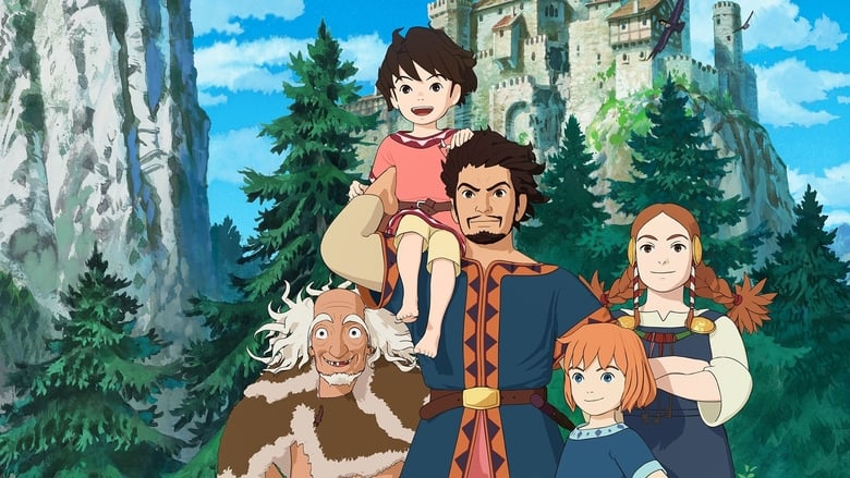 Ronja the Robber's Daughter (2014)