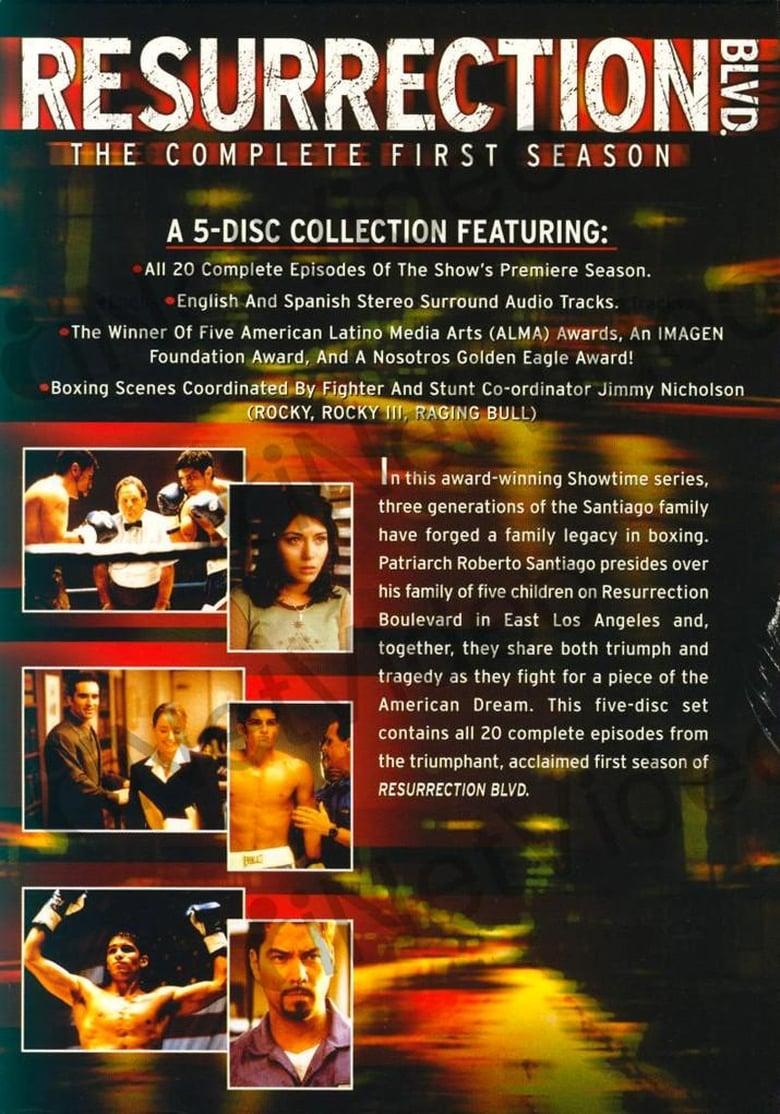 Resurrection Blvd. (2000)