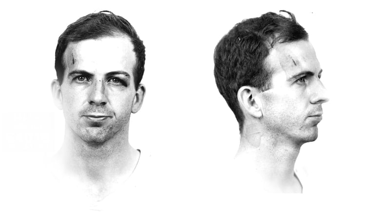 JFK Declassified: Tracking Oswald (2017)