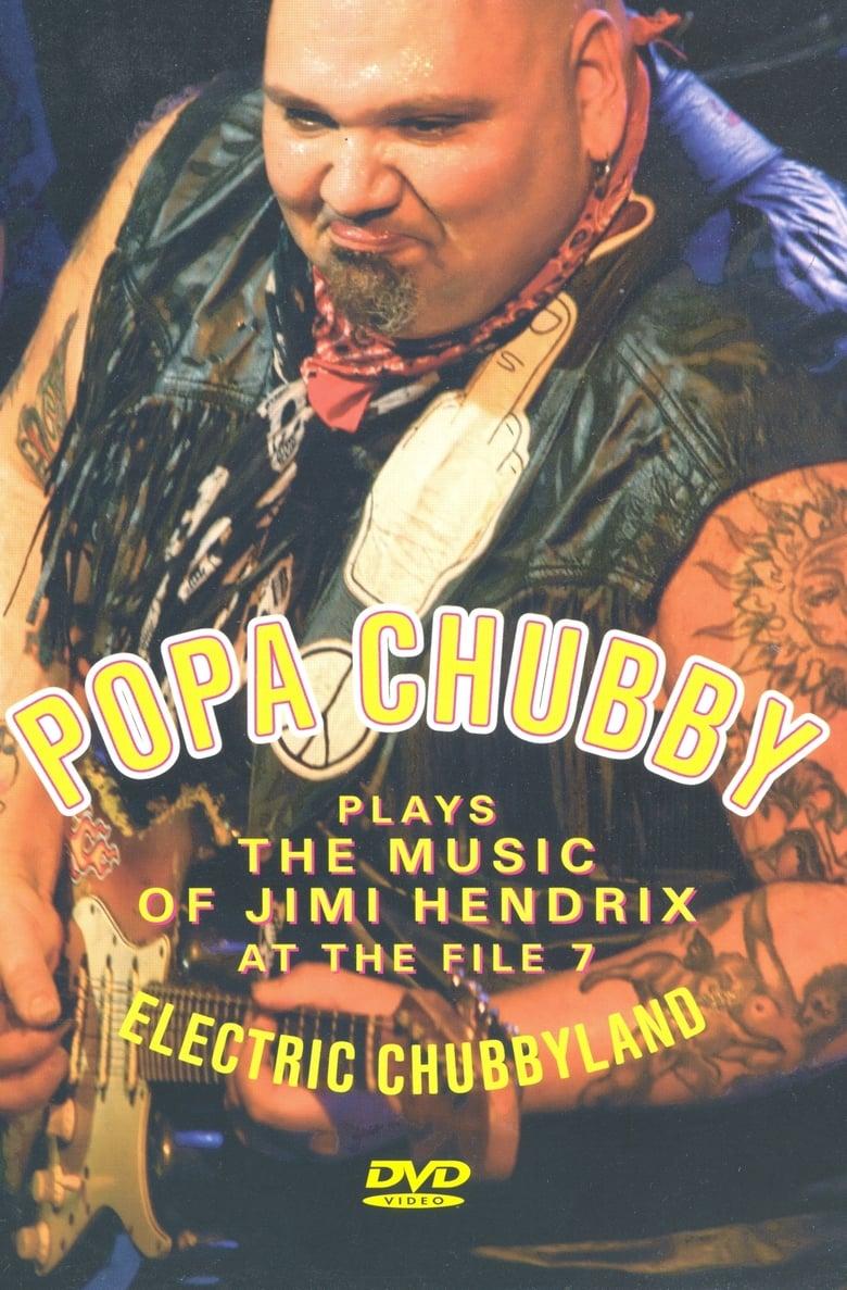 Popa Chubby: Electric Chubbyland