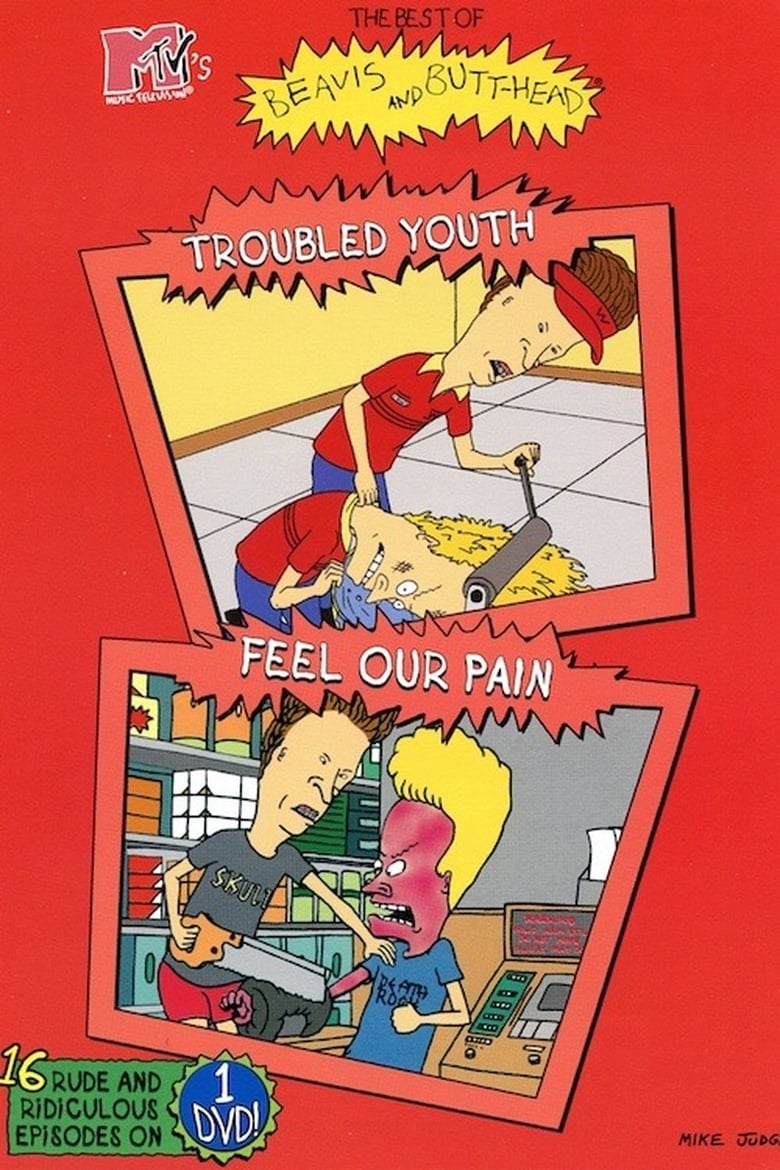 Beavis and Butt-Head: Troubled Youth / Feel Our Pain