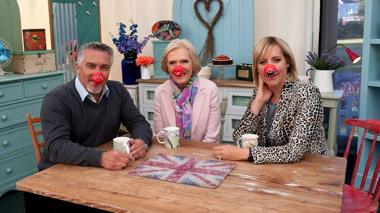 The Great Comic Relief Bake Off (2013)