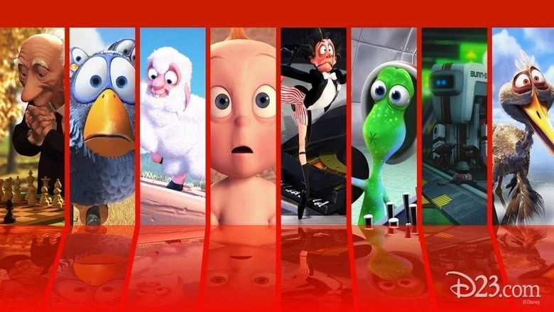 Cortos Pixar (2007)