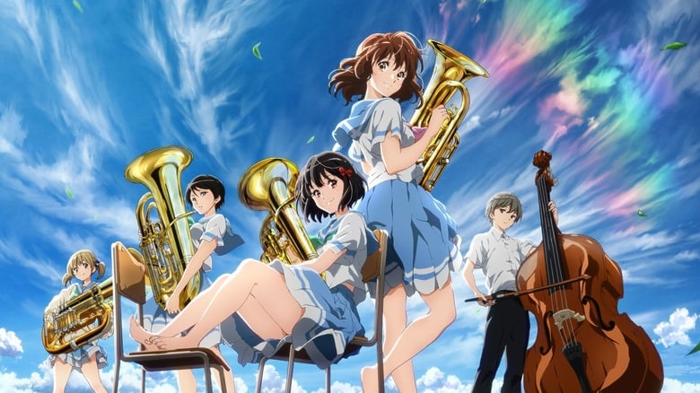Poster anime Hibike! Euphonium Movie 3: Chikai no Finale