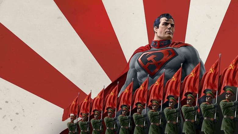 סופרמן: הבן האדום / Superman: Red Son לצפייה ישירה
