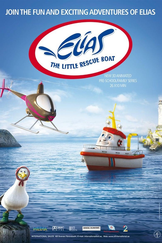 Elias: The Little Rescue Boat (2005)