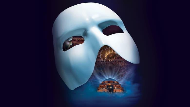פנטום האופרה / The Phantom of the Opera at the Royal Albert Hall לצפייה ישירה