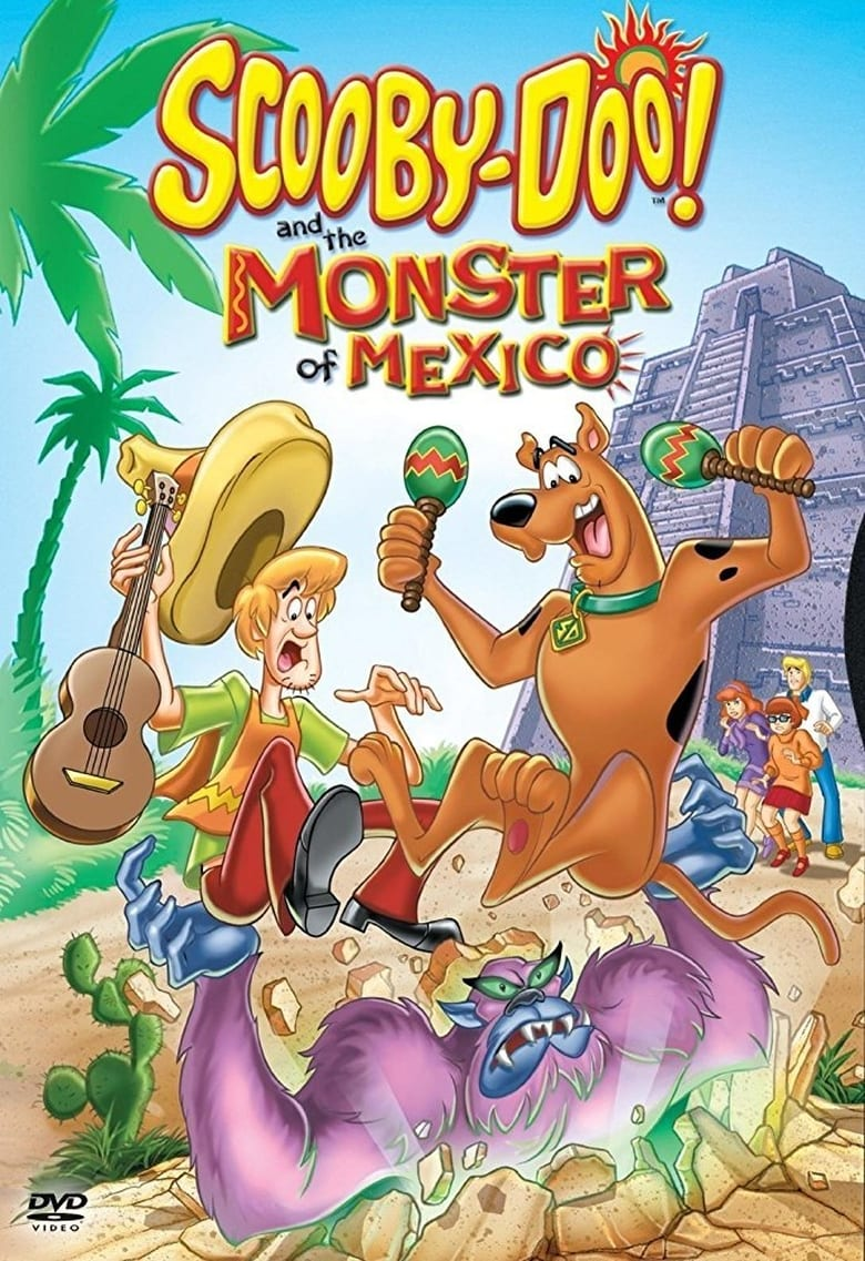 Scooby-Doo! and the Monster of Mexico (1970)
