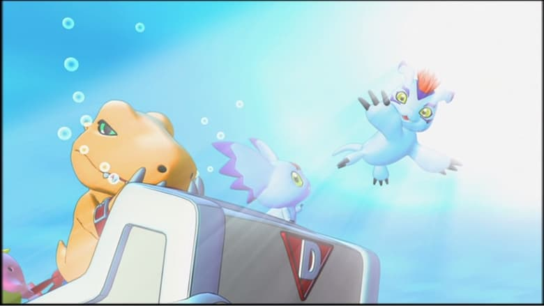Digimon Savers 3D - A Close Call for the Digital World