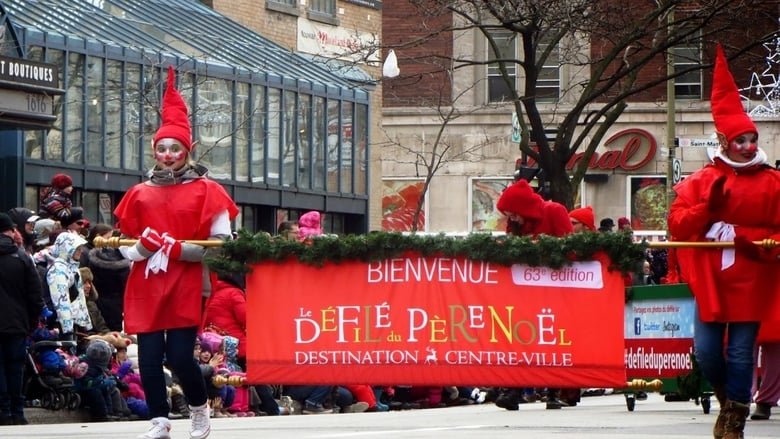 Défilé du Père-Noël - Destination Centre-ville (2016)