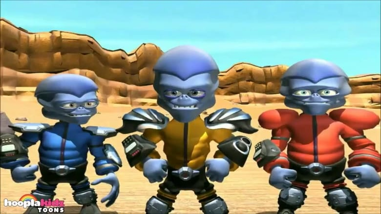 Butt-Ugly Martians (2001)