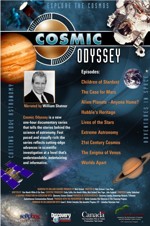 Cosmic Odyssey (2002)
