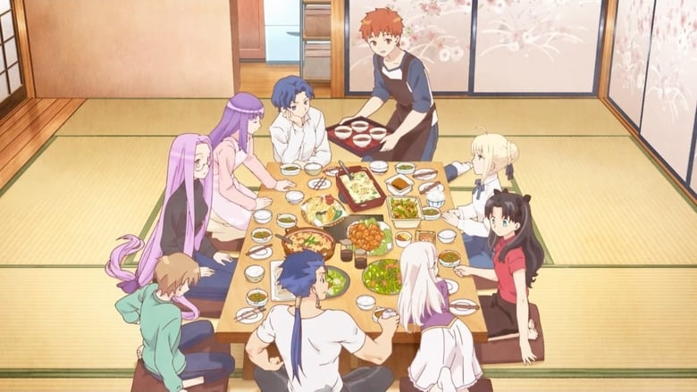 Today's Menu for the Emiya Family (2017)
