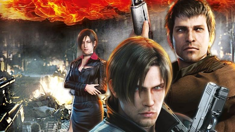 Resident Evil Damnation 2012 Silsila Ftp