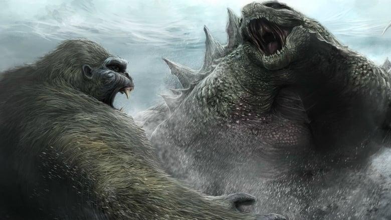 גודזילה נגד קונג / Godzilla vs. Kong לצפייה ישירה