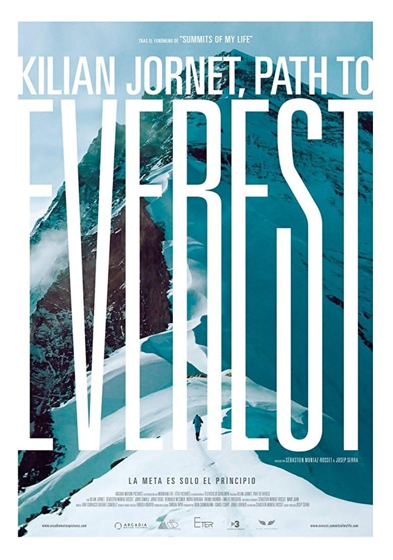 Kilian Jornet, Path to Everest