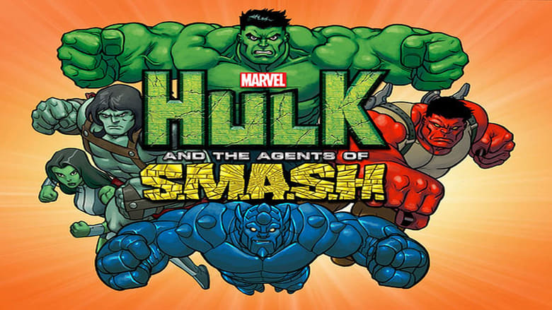Marvel's Hulk and the Agents of S.M.A.S.H (2013)