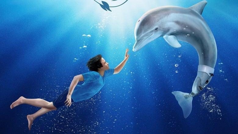 סיפורו של דולפין / Dolphin Tale לצפייה ישירה