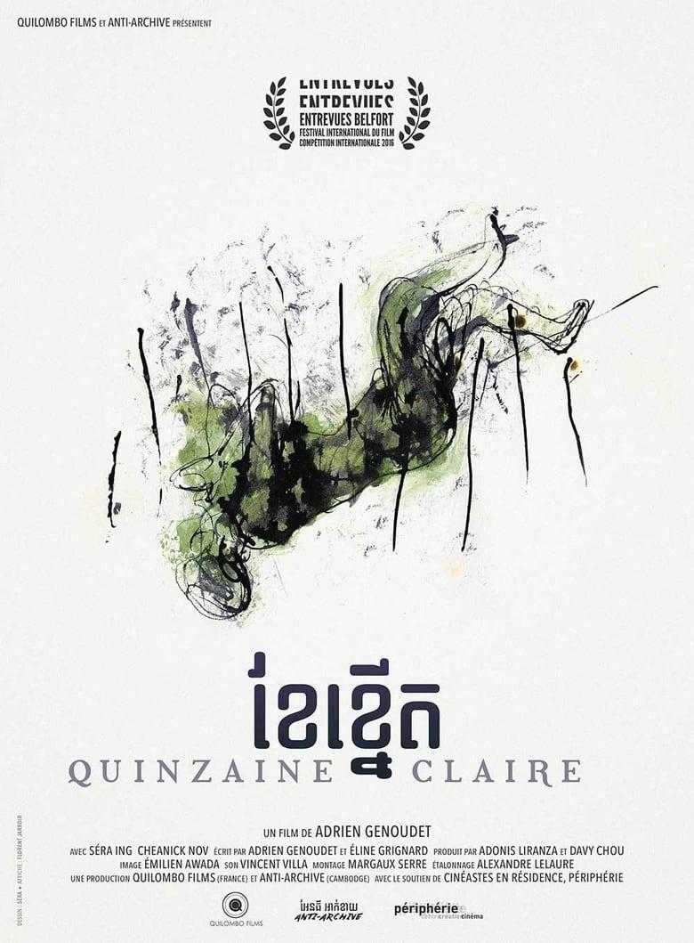 Quinzaine Claire