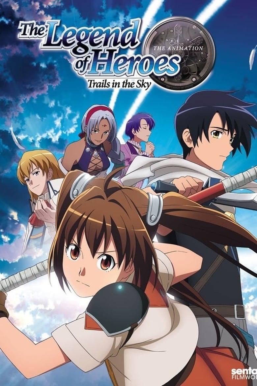 Eiyû Densetsu: Sora no Kiseki - The Animation (2011)