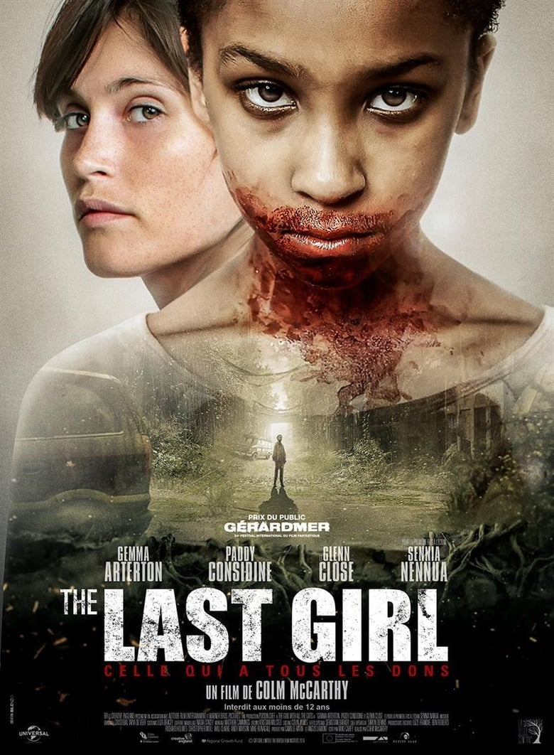 The Last Girl : Celle qui a Tous les Dons  streaming vf