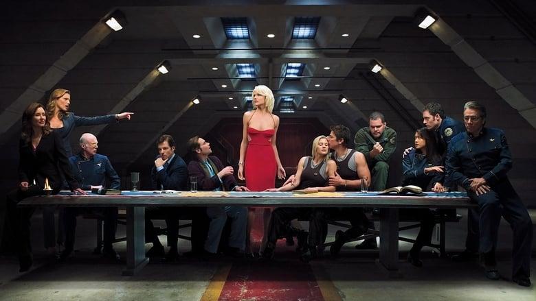 בטלסטאר גלקטיקה: התוכנית / Battlestar Galactica: The Plan לצפייה ישירה