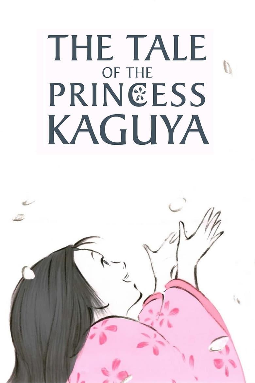 The Tale of the Princess Kaguya - poster