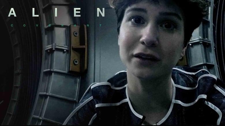 Watch Alien: Covenant Prologue - Crew Messages free