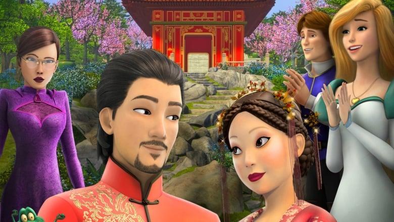 Imagens do A Princesa Encantada: O Casamento Real Dublado Dublado Online