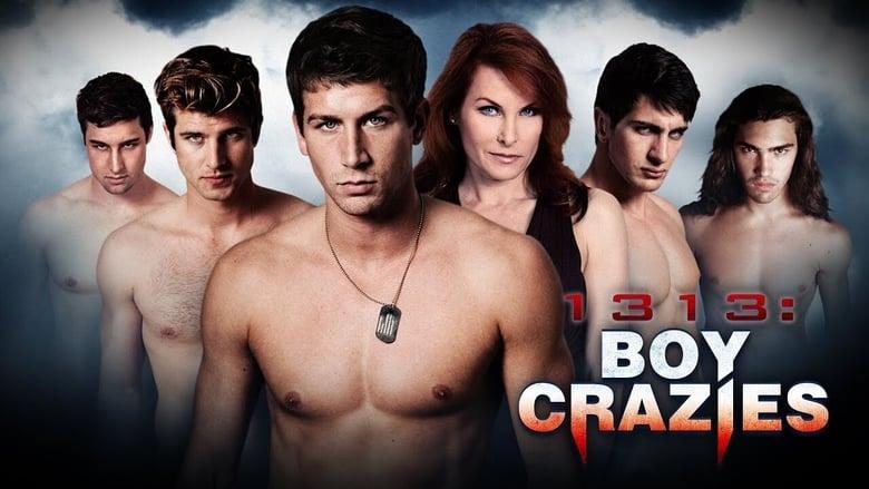 1313: Boy Crazies banner backdrop