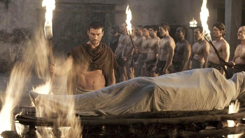 مسلسل Spartacus موسم 01 الحلقة 07